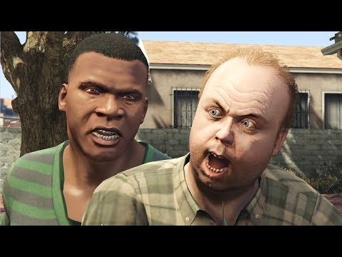 GTA V Franklin kills Lester