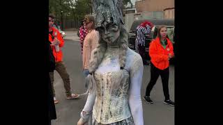 Learning how to be a good ghoul at Six Flags Fright Fest