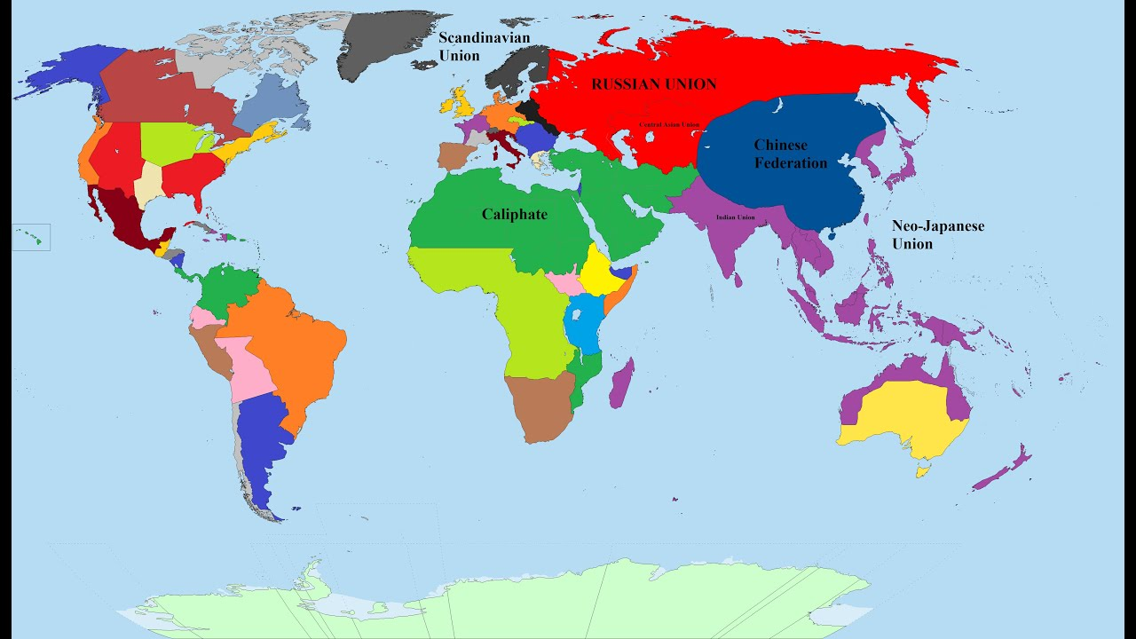 World Map After World War 3.20 Nwo Map Pictures And Ideas On Stem Education Caucus