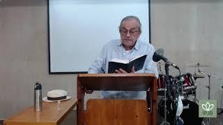 Davi e seu harém - 08/14 - Davi, um homem conforme o coração de Deus