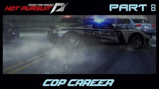 Need for Speed Hot Pursuit (PS3) - Cop Career [Part 8]