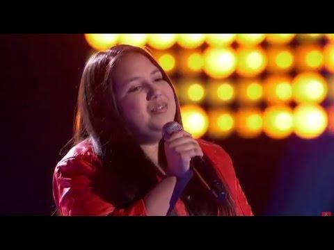 La Voz Kids   Keily Valenzuela canta 'Mi Tesoro' en La Voz Kids