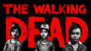 [WALKING DEAD] - ИСТОРИЯ КЛЕМЕНТИНЫ ➤ 8 bit