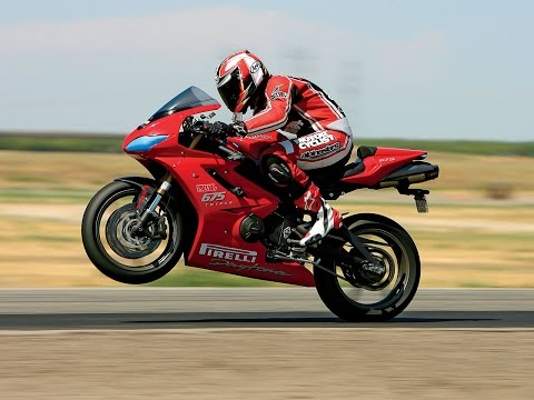 Dedicated to all Triumph Daytona /R Lovers