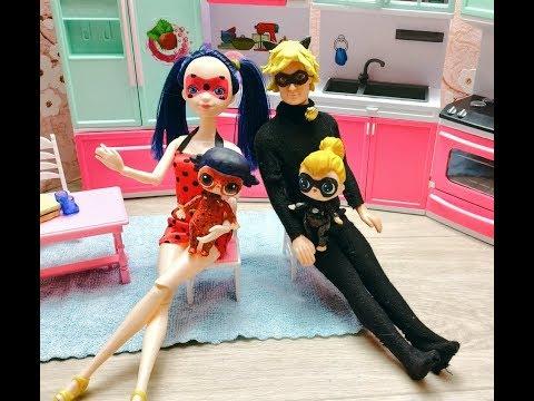 Куклы леди баг и супер кот| Кукла маринетт