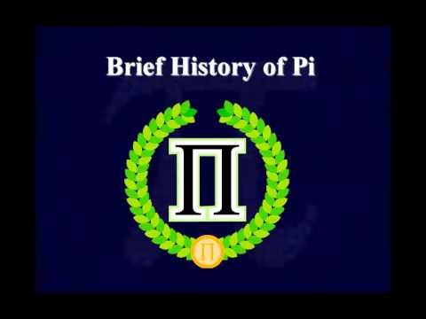 A brief history of  ' Pi '