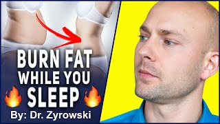 5 Ways to Burn More Fat While Sleeping (Science-Based) | Simple Weight Loss Tips