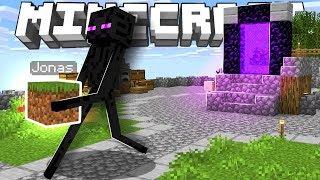 SkyBlock #10 O SEQUESTRO DO JONAS - Minecraft o FILME