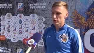 Национальная студенческая футбольная лига сезона 2016 – 2017 гг. – 14-17 мая 2017 г.