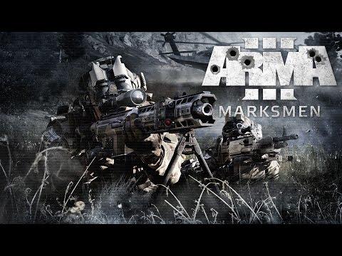 ArmA 3 | Music - This is War (Marksmen DLC remix)