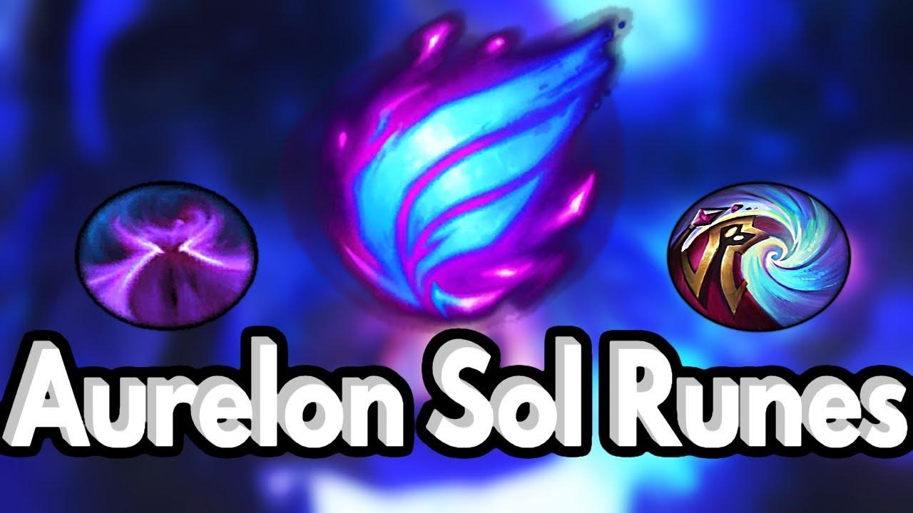 Aurelion Sol Runes Season 8