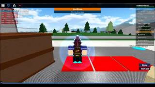 Roblox Gameplay [8] Being a champ and escaping for rll this time