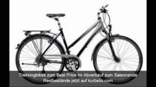 Damen Trekkingräder von Winora / Damenfahrräder Trekkingbikes