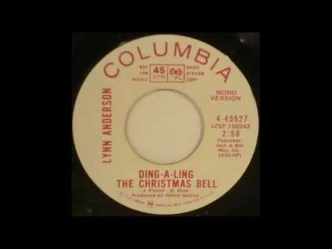 Lynn Anderson - Ding A Ling The Christmas Bell - YouTube