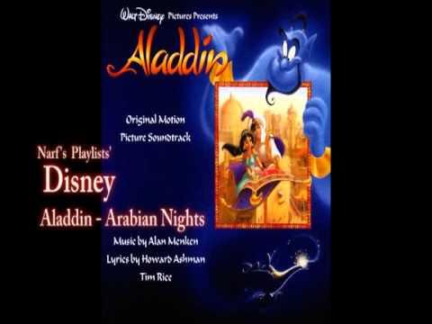Aladdin - Original Motion Picture Soundtrack - 01 - Arabian Nights!