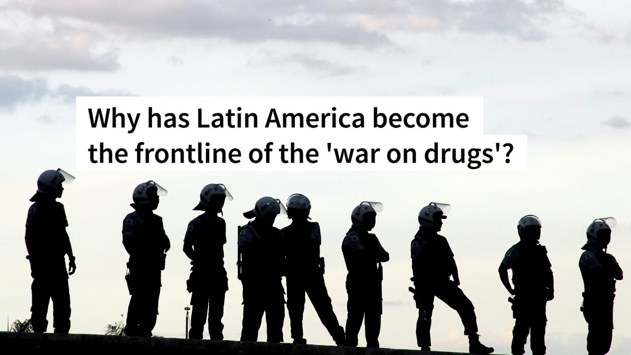 """the american war on drugs According to the organization of american  it may be that we will never be able to declare final victory in the """"war on drugs,"""" any more than we will be."""