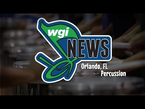 2016 WGI News Crew- Orlando Perc