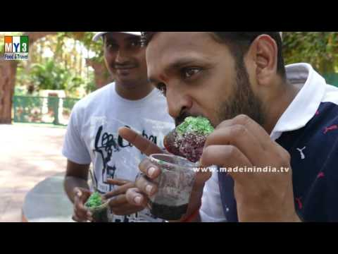 MAKING OF BOMBAY ICE GOLA | OLDEST STREET FOOD IN INDIA