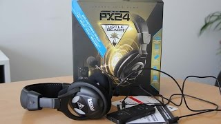 turtle beach px24 review with prof toast
