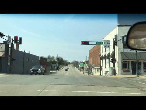Driving through Hartford WI