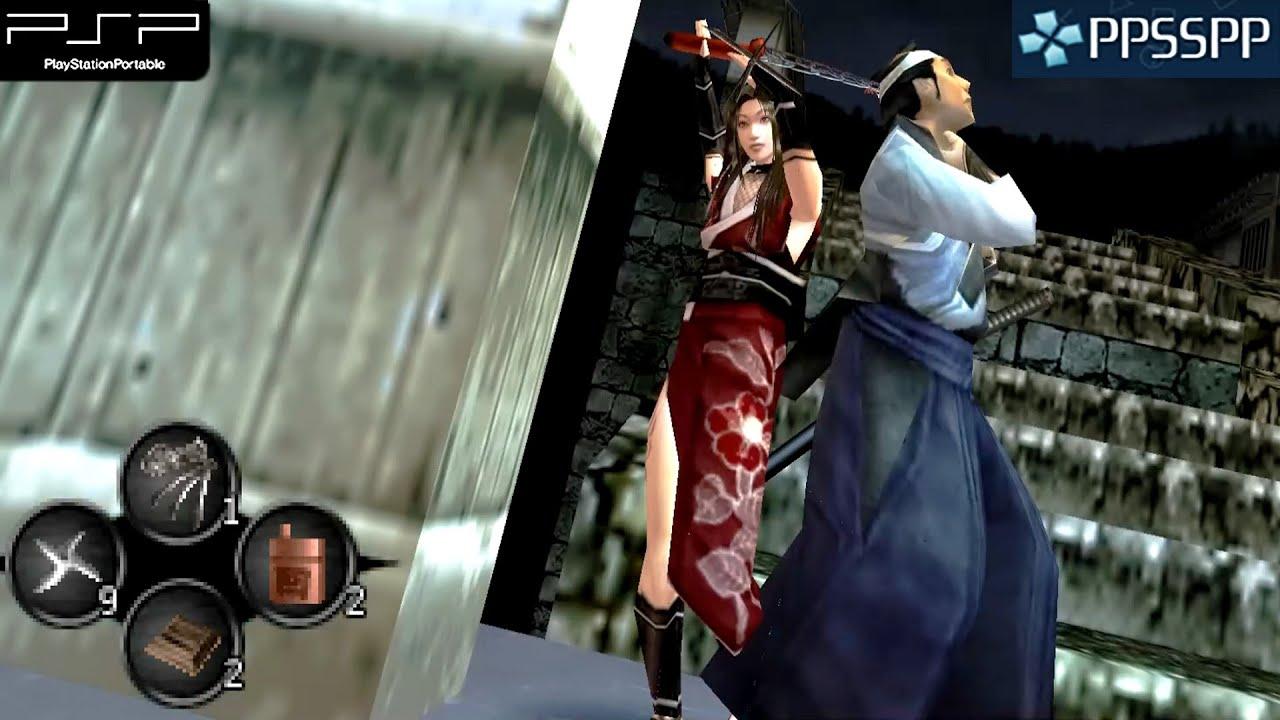 Shinobido Tales Of The Ninja Psp Gameplay 1080p Ppsspp Youtube