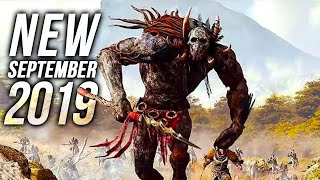 Top 10 NEW Games of September 2019