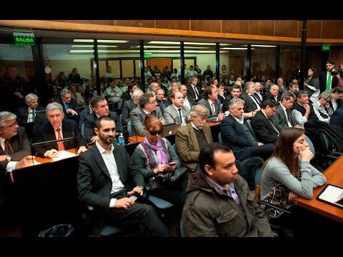 17ª audiencia de alegatos en el juicio oral por la tragedia de Once