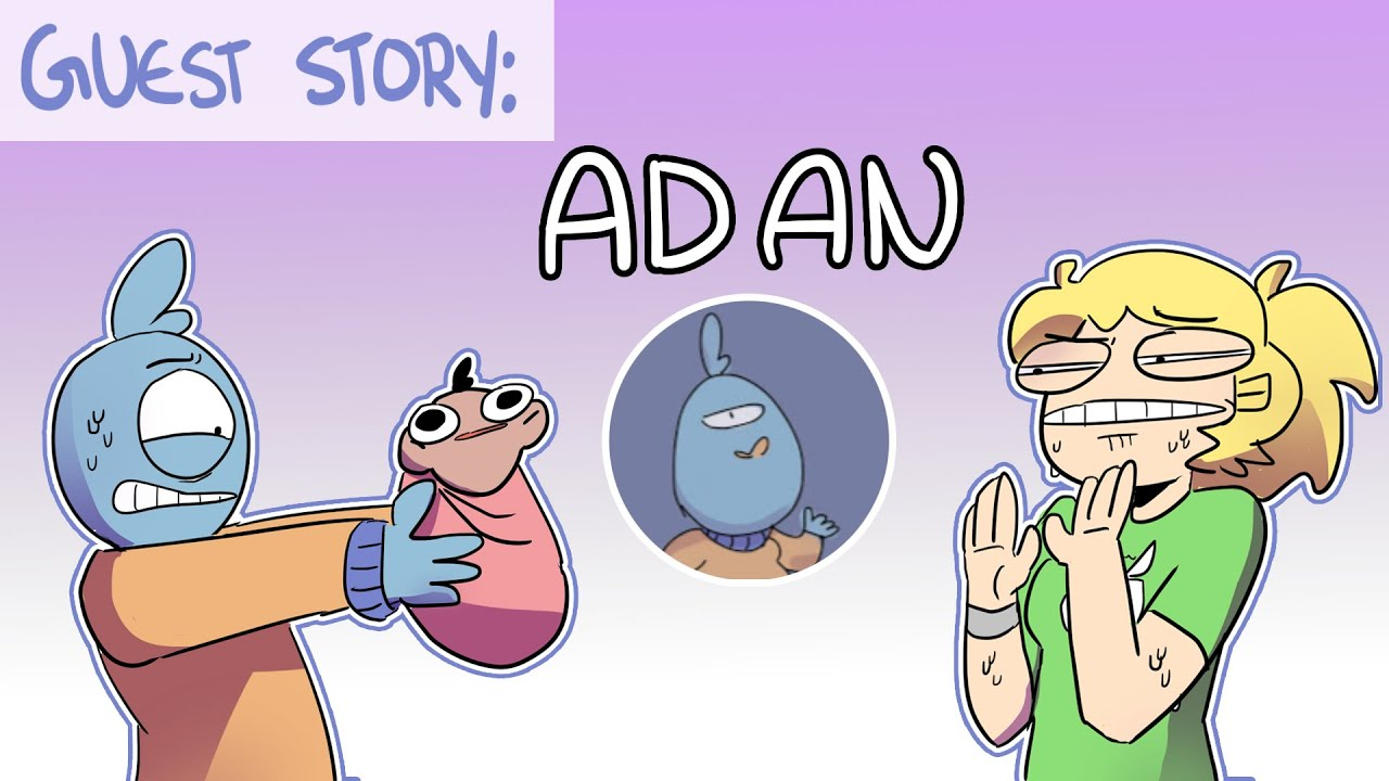 Guest Story: Cabbage Baby (Ft. Adan)