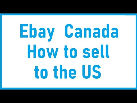 Canadian sellers - a way to set Ebay shipping cost