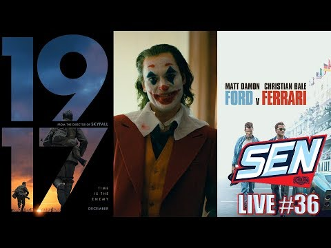 TOP 10 BEST MOVIES OF THE YEAR - SEN LIVE #36