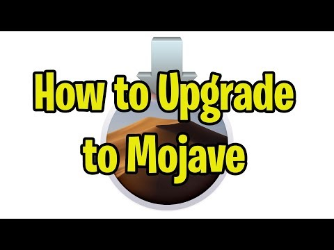 How To Upgrade To Mojave Mac OS X 10.14 On Your Mac