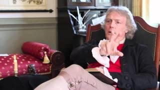 Thomas Jefferson - Colonial Williamsburg Holiday Memories