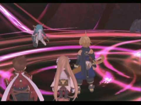 Tales of Symphonia 2 - Aqua's Core |