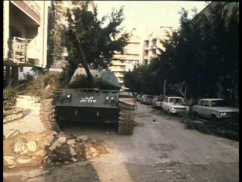 Beirut tourism ad, 1985-style
