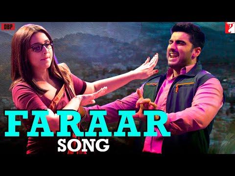 Faraar Song | Sandeep Aur Pinky Faraar | Arjun Kapoor, Parineeti Chopra, Anu Malik, Dibakar Banerjee