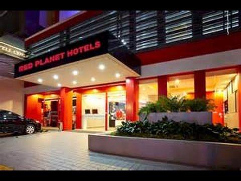 RED PLANET HOTEL REVIEW - ERMITA MANILA PHILIPPINES