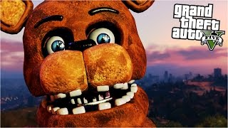 Five Nights At Freddy's In GTA 5