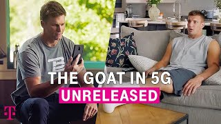 UNRELEASED Tom Brady & Rob Gronkowski Big Game Ad | T-Mobile