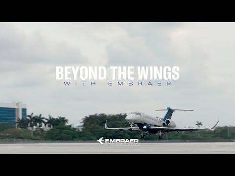 Beyond the Wings 09: Praetor 600's intercontinental range