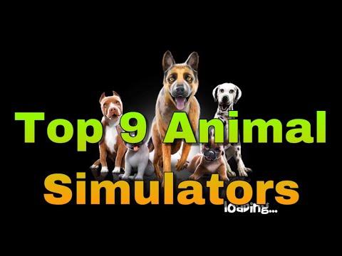 TOP 9 ANIMAL SIMULATOR APPS (2018)