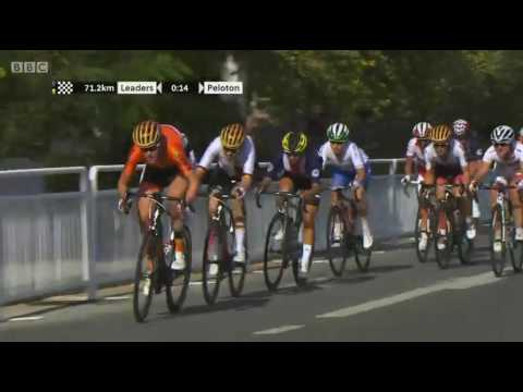 Women's World Championships road race 2016