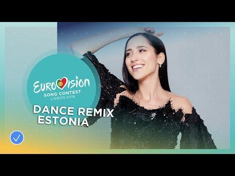 Elina Nechayeva - La Forza - Official Dance Remix - Estonia
