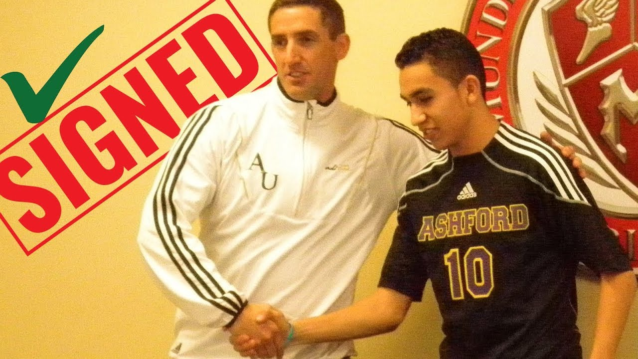 How To Get Recruited To Play College Soccer/Football - The Ultimate Guide