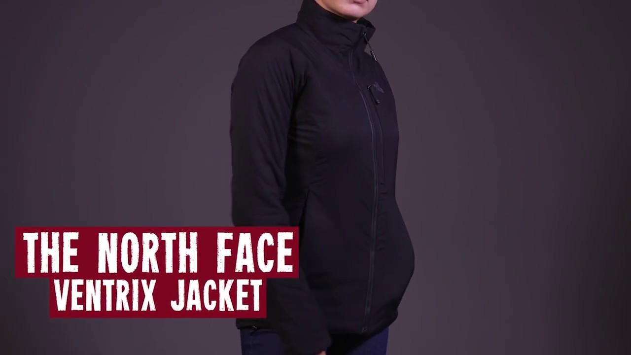 fcdd4f8eb The North Face Women's Ventrix Jacket 2017 Review