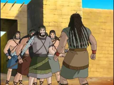 22 Samson and the Philistines