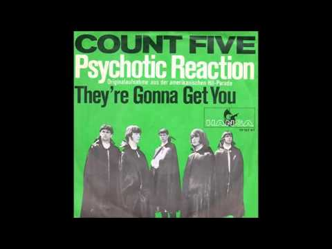 The Count Five - They're Gonna Get You