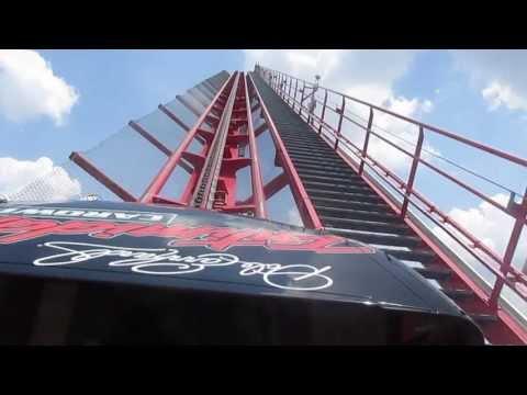 The Intimidator Rollercoaster Carowinds