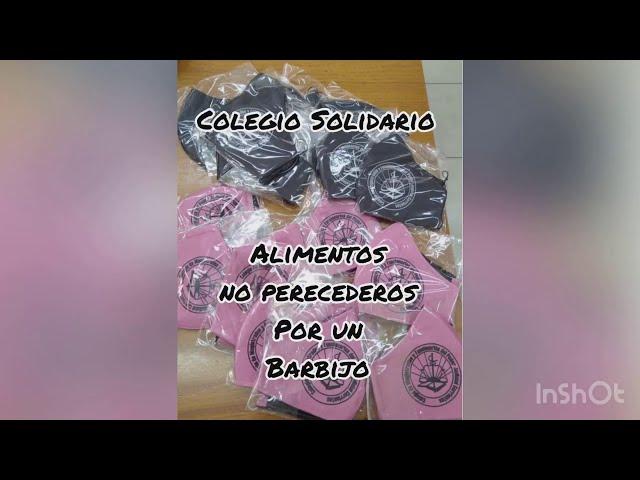 Colegio Solidario 2020