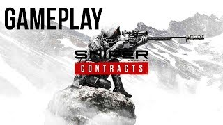 GŁOŚNO i CICHO - Sniper Ghost Warrior Contracts GAMEPLAY
