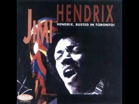 Jimi Hendrix - Toronto Courthouse December,1969